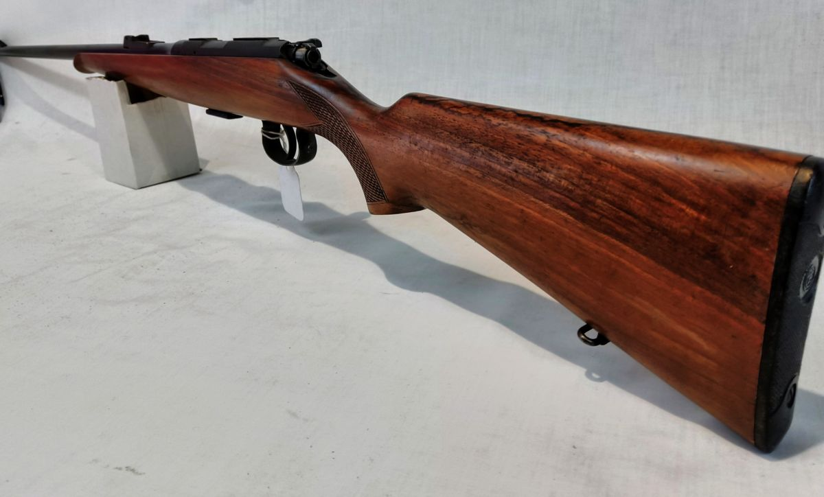 CZ BRNO 452 Bolt Action  22 Rifle – Country Lifestyle